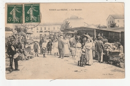 VITRY SUR SEINE - LE MARCHE - 94 - Vitry Sur Seine