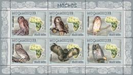 Mozambique 2007 Fauna Owls - Mozambique