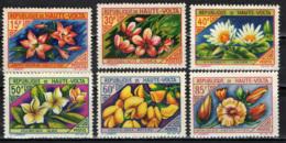 ALTO VOLTA - 1963 - FIORI - FLOWERS - MNH - Alto Volta (1958-1984)