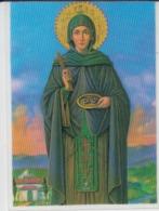 Old Testament - Saint Theodora Of Alexandria Icon Size 70/50 Mm - Saints
