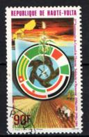 ALTO VOLTA - 1984 - Council Of Unity, 25th Anniv. - USATO - Alto Volta (1958-1984)
