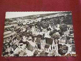CPSM - Palluau-sur-Indre - L'Eglise Et Le Château - France