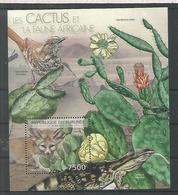 BURUNDI CACTUS FLORA - Cactus
