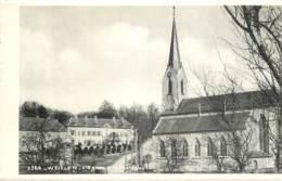 Belgique - Onhaye - Weillen - L' Eglise Et Le Château - Onhaye