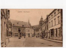SOIGNIES  -  Rue D'Enghien - Soignies