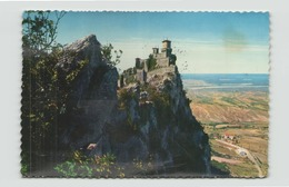 SAINT MARIN PRIMA TORRE E PANORAMA - San Marino