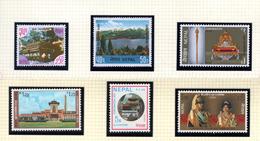 1975 - NEPAL  -  Mi. Nr.  311/326 - NH - (CW4755.43) - Nepal