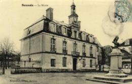 95 - Val D'Oise - Sannois - La Mairie - C 8083 - Sannois