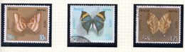 1974 - NEPAL  -  Mi. Nr.  304/306 - USED - (CW4755.43) - Nepal