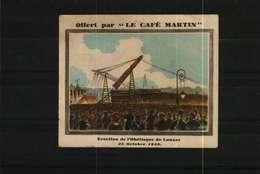 Chromo Ou Image - Offert Par Le Café Martin -  Erection De L'Obélique De LOUXOR 1836 - Other