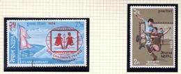 1974 - NEPAL  -  Mi. Nr.  299+300 - USED - (CW4755.44) - Nepal