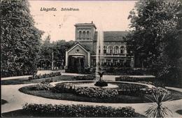 ! 1919 Alte Ansichtskarte, Liegnitz, Schießhaus - Polen