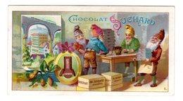 Rare Chromo, Nains, Zwerge, Usine Chocolat Suchard, Petit Train, Suisse - Suchard
