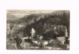 Partie De Pfaffenthal.Tour De Siechenhof.Vallée De Siechenhof. - Luxembourg - Ville