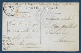 Puy De Dome - Camp De La Fontaine Du Berger - Centre D'instruction De Mitrailleurs - WW I