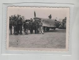 Photo Originale Avion  Sfax  à Identifier - Aviation