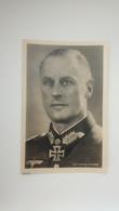Ansichtskarte / Postkarte Generalmajor Theodor Scherer, Ritterkreuzträger, Portrait, Photo Hoffmann - Personen