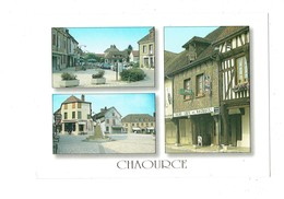 Cpm - 10 - Chaource - Aube - Tabac Café Des Arcades PMU LOTO - Chaource