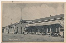 CPA - Pays-Bas - Breda - Station - Breda