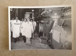 Photo De Valery Giscard D'Estaing Format 18x13 - Berühmtheiten