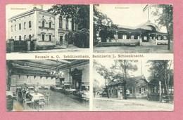Polska - Polen - Pologne - NEUSALZ A. ODER - Neumark - Schützenhaus - Feldpost - Guerre 14/18 - Schlesien
