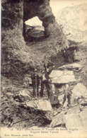 CPA - SIXT - TUNNEL DU DARDE-VOGELLE (RARE - AVEC ANIMATION) - Sixt-Fer-à-Cheval