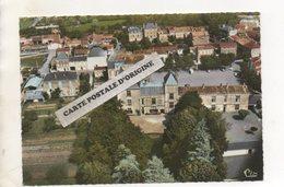 79 - COULONGES SUR L'AUTIZE - VUE AERIENNE - PLACE DU CHATEAU - Coulonges-sur-l'Autize