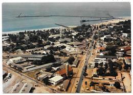 Cpsm: REPUBLIQUE DU DAHOMEY - COTONOU - Vue Aérienne 1968  N° 3933 - Dahomey