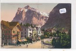 Lot -L343-SUISSE-Belle Sélection 40 CP (ttes Catégories) Canton  De BERNE  -( Scans Et Description) - Cartes Postales