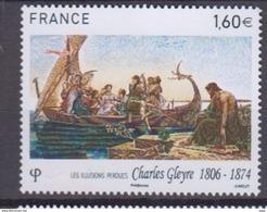 2016-N°5069** C.GLEYRE - Frankreich