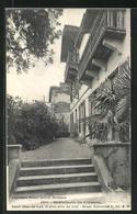 CPA Saint-Jean-de-Luz, Hostellerie De Ciboure, Route Nationale 10 - Saint Jean De Luz