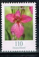 Bund 2019,Michel# 3471 R ** Blumen: Wild-Gladiole Mit Nr. 145 - [7] Federal Republic
