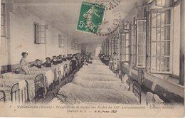 VILLEBLEVIN : Proprieté De La Caisse Des Ecoles Du XII Arrondissement . Colonie Scolaire . - Villeblevin