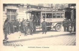 86-POITIERS-L'AUTOBUS - Poitiers