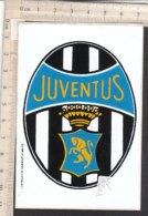 PO8200D# ADESIVO STICKERS CALCIO JUVENTUS - Calcio