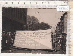 PO8274D# FOTOGRAFIA POLITICA SINDACATI MANIFESTAZIONI - CORTEO COMUNALI 1962 - Photos
