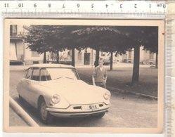 PO8308D# FOTOGRAFIA AUTOMOBILI CITROEN DS - OLD CARS - Cars
