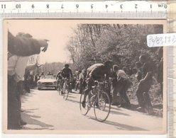PO8317D# FOTOGRAFIA CICLISMO - GIRO D'ITALIA ? PASSAGGIO CICLISTI - Ciclismo