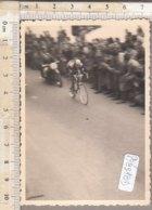 PO8318D# FOTOGRAFIA CICLISMO - CAPO BERTA 1952 - MILANO-SANREMO Passaggio Di BARDUCCI - Ciclismo