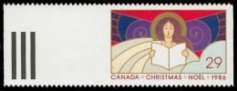 Canada (Scott No.1116 - Noël / 1986 / Christmas) [**] - 1952-.... Règne D'Elizabeth II