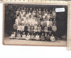 PO8606D# FOTOGRAFICA SCUOLE FEMMINILI - BAMBINI ELEMENTARI Anni '30 - COLLEGI   No VG - Scuole