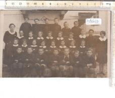 PO8607D# FOTOGRAFICA SCUOLE - BAMBINI ELEMENTARI RICORDO 1935 - COLLEGI   No VG - Scuole