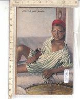 PO8708D# AFRICA COLONIE ITALIA - LIBIA - GIOVANETTO ARABO  VG 1933 - Libia
