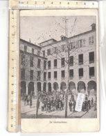 PO8744D# TORINO - COLLEGIO CONVITTO DON BOSCO - SCUOLE ELEMENTARI   VG 1918 - Education, Schools And Universities