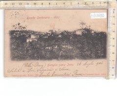 PO8769D# VERBANO-CUSIO-OSSOLA - BUREGLIO SOPRA INTRA - RICORDO CENTENARIO 1903  VG - Verbania