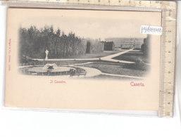 PO8884D# CASERTA - REGGIA - IL CANESTRO  No VG - Caserta