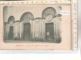 PO8885D# CASERTA - AVERSA - PORTA DELLA CHIESA DI S.BIASE  No VG - Caserta