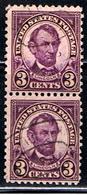 US 379 // YVERT 230 B + 230 B // 1922-23 - United States