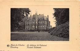 Kluisbergen  Mont De L'Ecluse   Kasteel Calmont Chateau     L 157 - Kluisbergen
