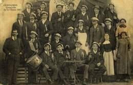 71 Gueugnon - Conscrits De La Classe 1914 / A 496 - Gueugnon